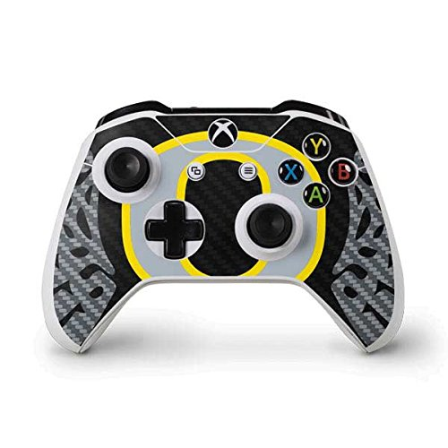 University of Oregon Xbox One S Controller Skin - Oregon Ducks Black | Schools & Skinit Skin by Skinit