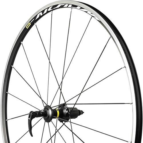 Mavic Aksium Wheel Black, Rear, QR, Shimano/SRAM from Mavic