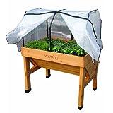 VegTrug SGFPE 1136 Small VegTrug Greenhouse Frame and PE Cover - White