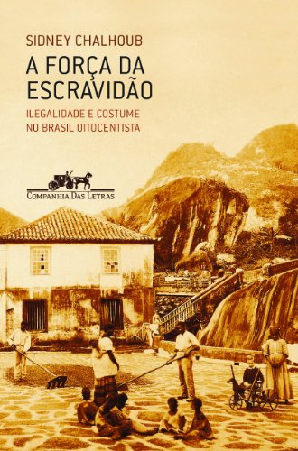 A Força da Escravidão. Ilegalidade e Costume no Brasil Oitocentista