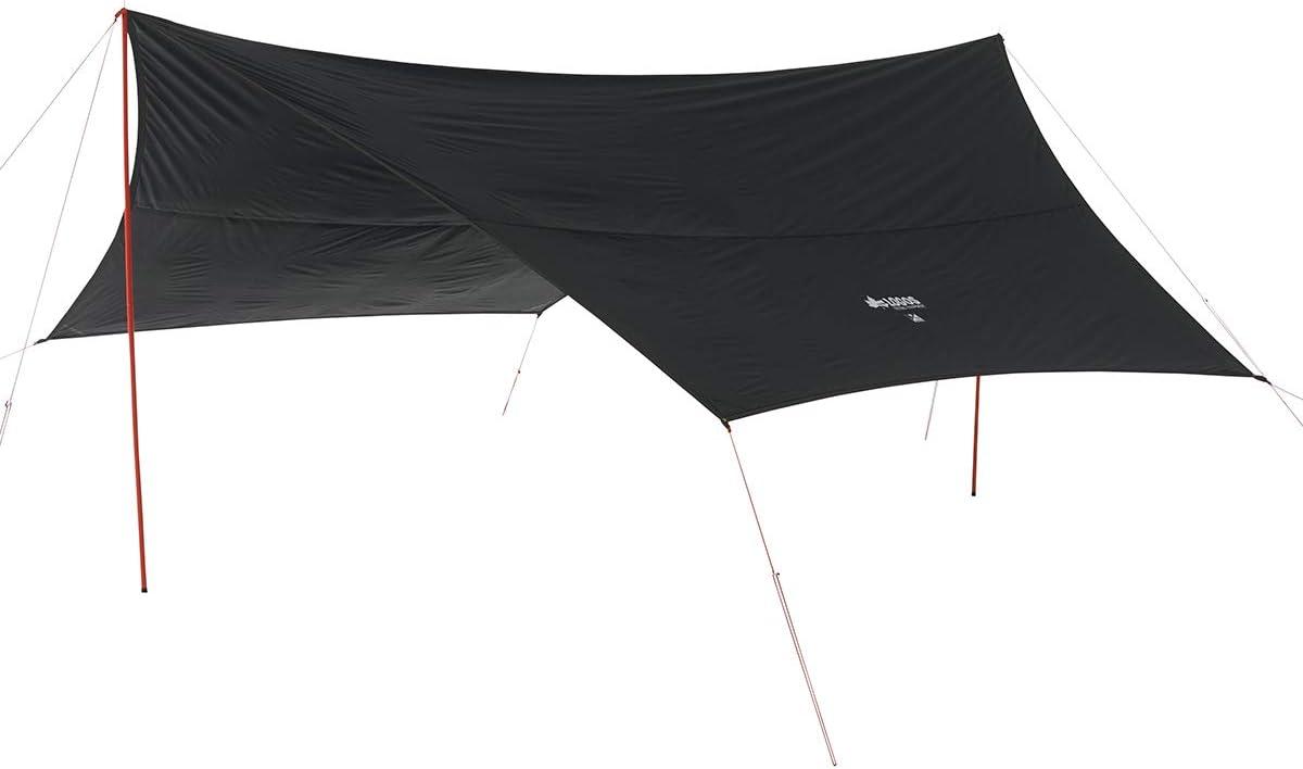 ロゴス Black UV ヘキサタープ