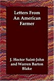 Letters from an American Farmer, J. Hector Saint-John, 140683050X
