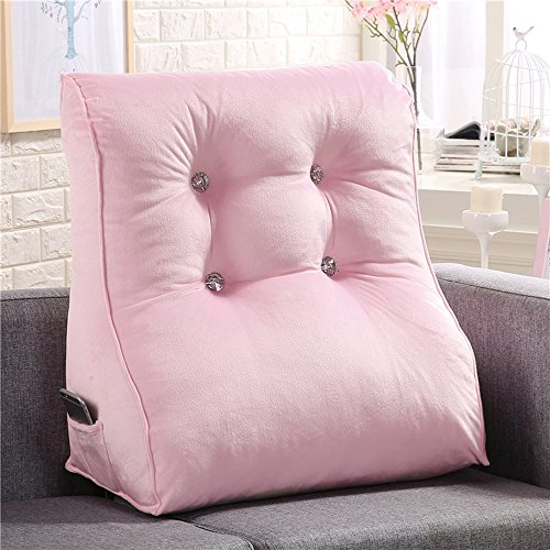Korean Style Bed backrest, Super Soft Bed Soft Pack, Warm Sofa Cushion by Pillow cushion (Image #2)
