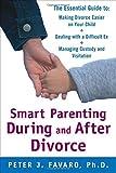 Smart Parenting During and after Divorce, Peter J. Favaro, 0071597557
