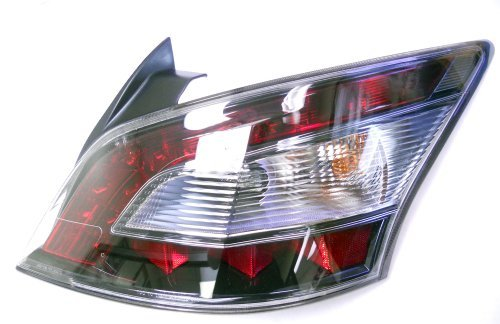 - NEW OEM Genuine Nissan Maxima 2012-2014 RH Passenger Side Tail Light BLACK TINT