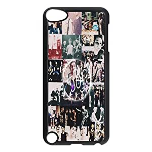New arrival 5sos band Fans Hard Plastic phone Case For Samsung Case For Ipod Touch 5th RCX077088