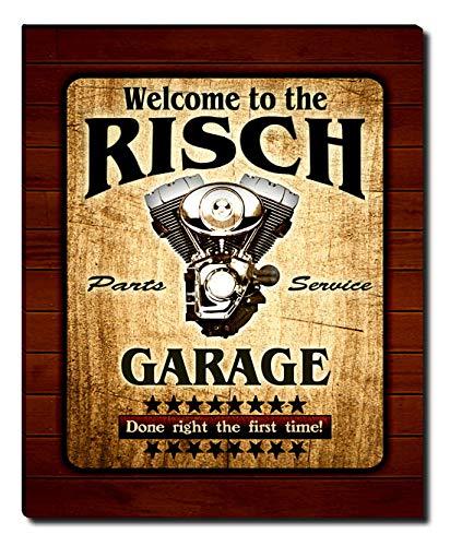 ZuWEE Risch Family Garage Gallery Wrapped Canvas Print ()