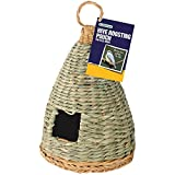 Gardman BA05204 Woven Rope Hive Roosting Pocket, 6″ Long x 6″ Wide x 10″ High