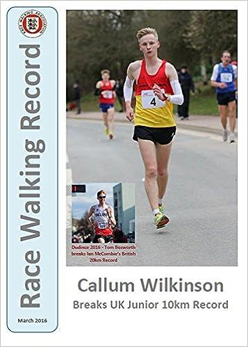 Read Race Walking Record 846 - March 2016 PDF, azw (Kindle)