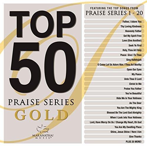 - Top 50 Praise Series Gold