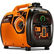 Generac 6866 iQ2000, 1600 Running Watts/2000 Starting Watts, Gas Powered Quiet Portable Inverter Generator, CARB...
