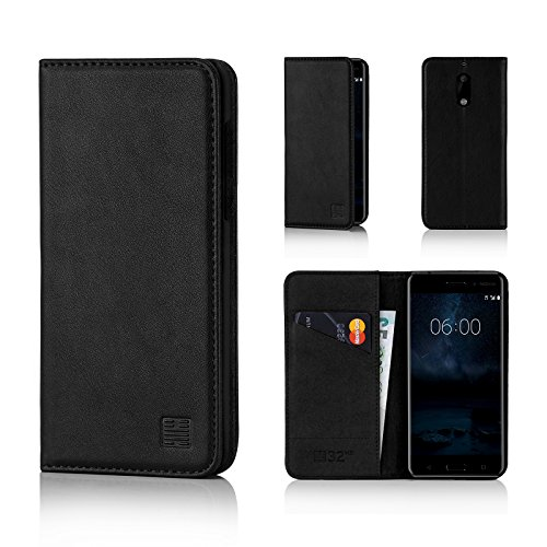 Nokia 8 Leather Wallet Case Designed by 32nd,...