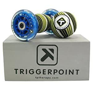 Trigger Point Performance Self Myofascial Release and Deep Tissue Massage Starter Set from Trigger Point Performance