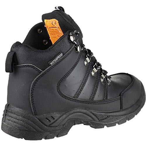 Amblers Safety Mens FS229 Safety Boots Black Black
