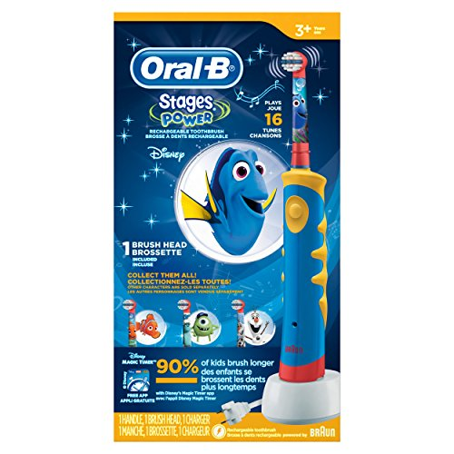 Oral-B Stages Power Brush for Kids (Pack of 6) by Oral B