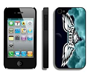 Fashionable And Durable Designed Case For iPhone 4 With Philadelphia Eagle Phone Case