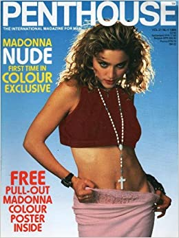 Any dialogue Madonna nude penthouse magazine