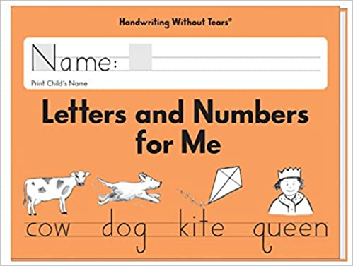 Letters and Numbers for Me: Jan Olsen: 9781891627576: Amazon.com ...
