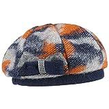 Lierys Carina Wool Beret Women Orange One Size