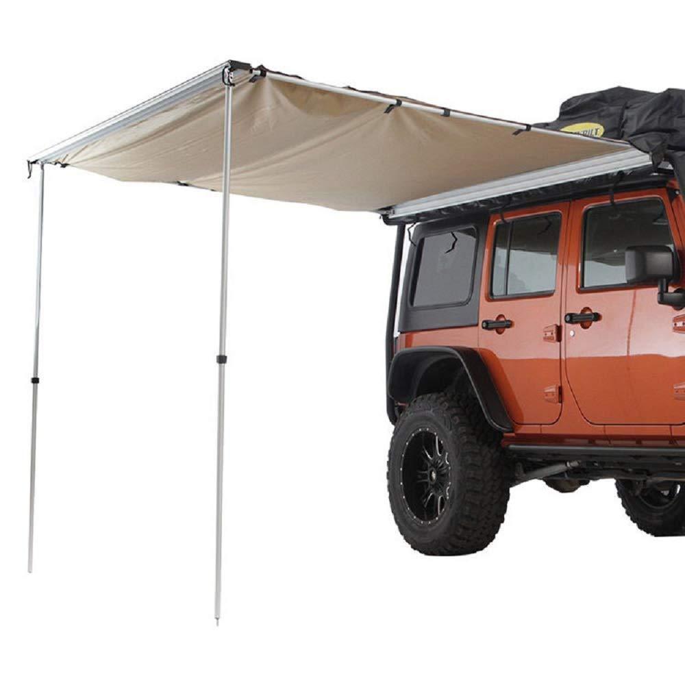 車の日除けテント4 wd屋根のテント日除け車の屋根のテントサンシェード日除けテント販売サイドトード,2.5x2.5m