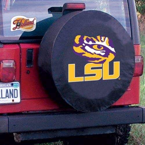 State Tire Cover (30 3/4 x 10 Louisiana State Tire Cover)