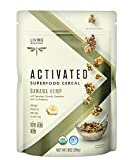 Living Intentions Superfood Cereal, Banana Hemp, with Probiotics, 9 Ounce