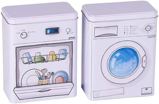 Lifetime - Caja de Almacenamiento de detergente en Polvo para ...