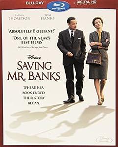Cover Image for 'Saving Mr. Banks (Blu-ray + Digital Copy)'