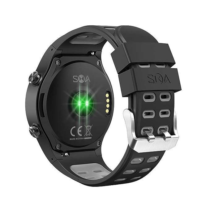 Amazon.com: SMA-M1 Reloj inteligente de actividad para ...
