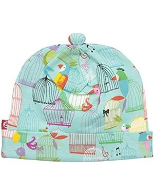 Baby Girls' Cotton Hat