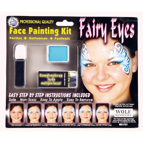 Fairy Makeup Kit - Wolfe Bothers ()