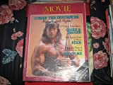 The Movie Magazine (Arnold Schwarzenneger ...Conan The Destroyer...Magic , Muscles & Mayhem , E.T.'s Henry Thomas , Burt Reynolds)