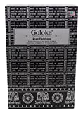 Goloka - Pure Darshana - Fancy Incense Sticks - 12 Boxes of 15 Grams ( 180 Grams Total )