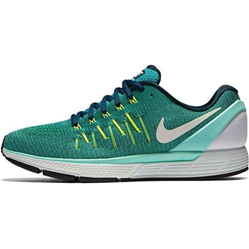 Nike 844546-301, Zapatillas de Trail Running para Mujer, Azul (Rio Teal/Summit White-Hyper Turq), 39 EU