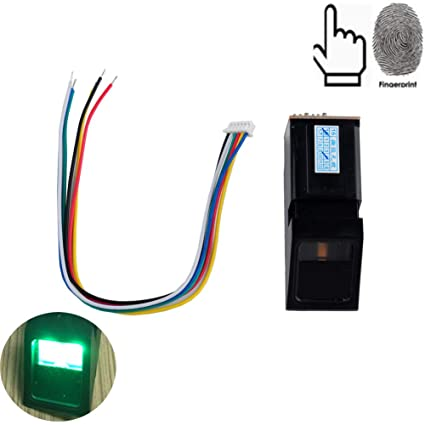 Optical Fingerprint Reader Sensor Scanner Module Door