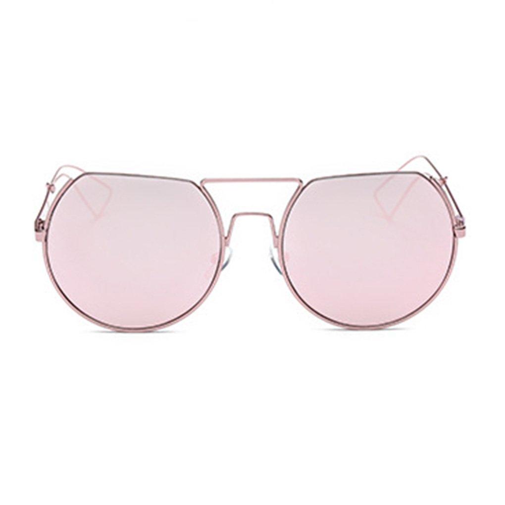 LUFA Occhiali da sole delle donne della struttura del metallo Gambe Hollow Occhiali da sole femminile Uomini Eyewear 3fdp8G