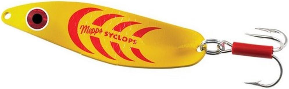 Mepps cuiller syclops Vari Colori Disponibili