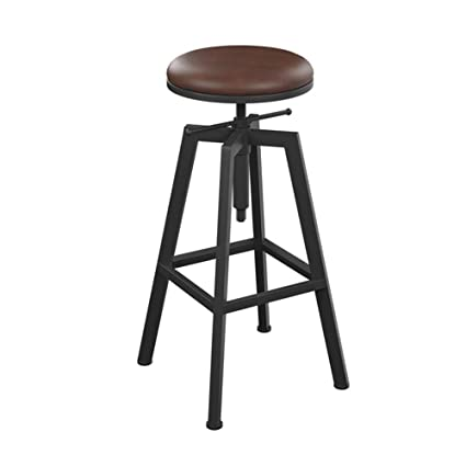 Surprising Amazon Com Chairs Meiduo Vintage Industrial Bar Stool With Gmtry Best Dining Table And Chair Ideas Images Gmtryco