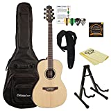 Takamine GY93E-KIT-2 New Yorker Acoustic-Electric Guitar with ChromaCast Gig Bag & Accessories