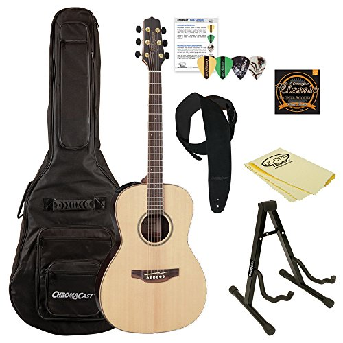 (Takamine 6 String Acoustic-Electric Guitar GY93E-KIT-2)