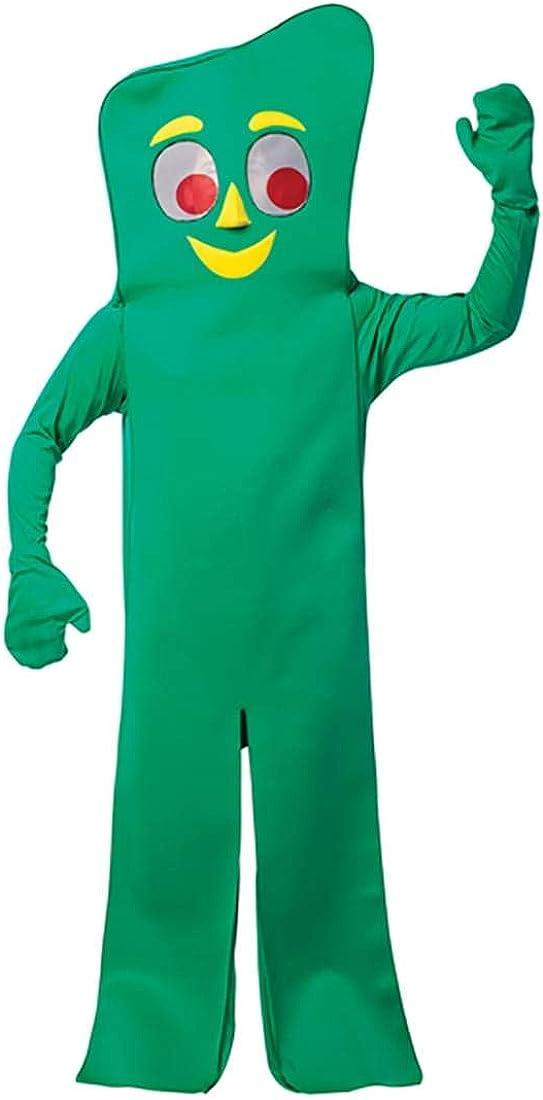 Rasta Imposta Gumby Costume Adult White