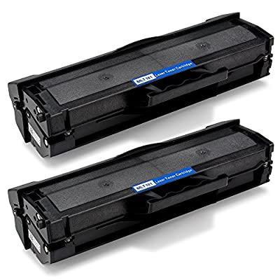 Office World Compatible Toner Cartridge Replacement for Samsung 101S MLT-D101S (Black, 2-Packs), Compatible with Samsung ML-2165W SCX-3405FW SF-760P ML-2160 ML-2165W