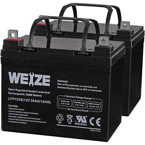 Weize 12V 35AH Deep