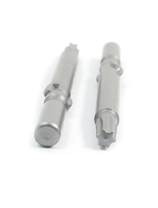 Parte de hardware 5x60mm Tipo T20 Ronda caña destornillador Torx Bit ...