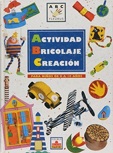 Actividad bricolaje creación