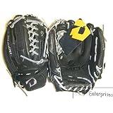 "DeMarini Diablo Dark A0725 725 series 11 3/4"" leather baseball glove NEW"