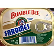 Bumble Bee Sardines in Oil 3.75 (9 Tins)