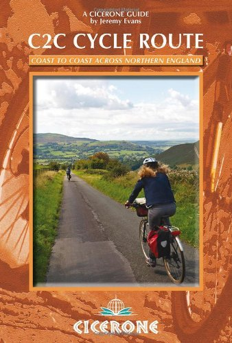 [C2C CYCLE ROUTE] by (Author)Evans, Jeremy on Jul-14-11