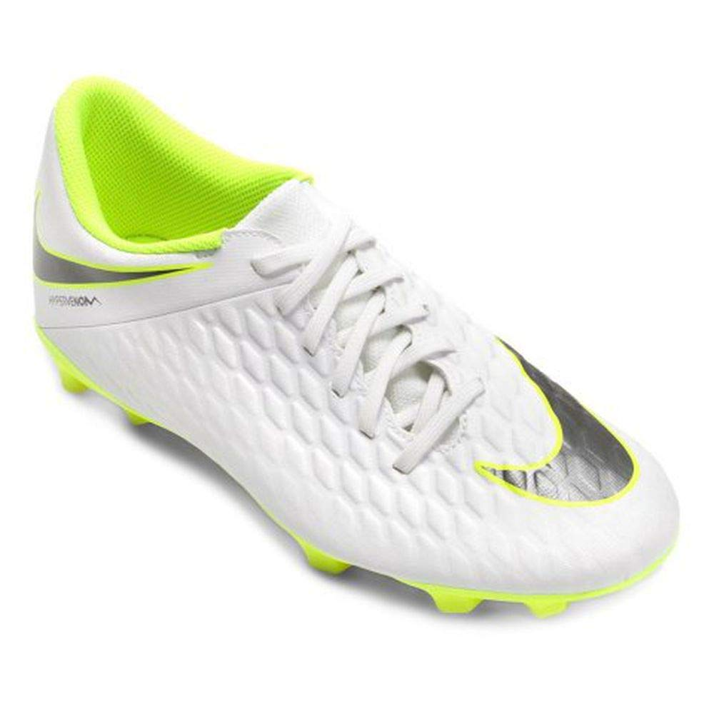 Nike Hypervenom Phantom 3 Club FG Aj4145 107, Chaussures de Football Mixte Adulte