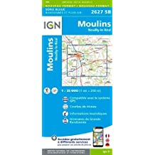 Moulins / Neuilly-le-Real 2017: IGN2627